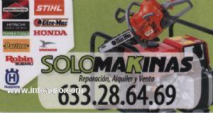 Se vende motosierras motoazadas reparaciones de - Alquiler maquinaria jardineria madrid ...