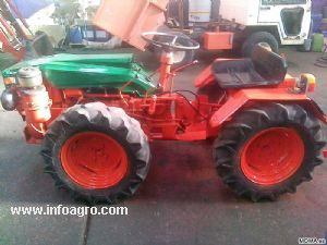 Se vende mini tractor pascuali 990 t de 23 cv - Pasquali espana ...