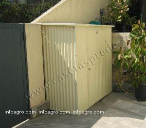Se vende casetas para jard n - Casetas de jardin usadas ...