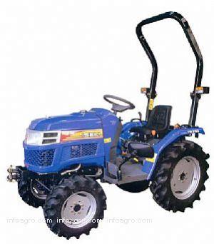 tractores iseki