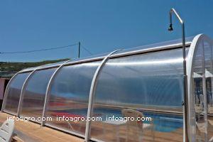 Cubrir piscina de cubripiscinas directorio de empresas for Climatizar piscina