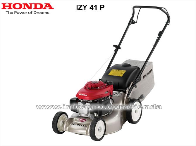Cortac sped a motor honda para jard n izy 41 p tienda on - Cortacesped automatico precio ...