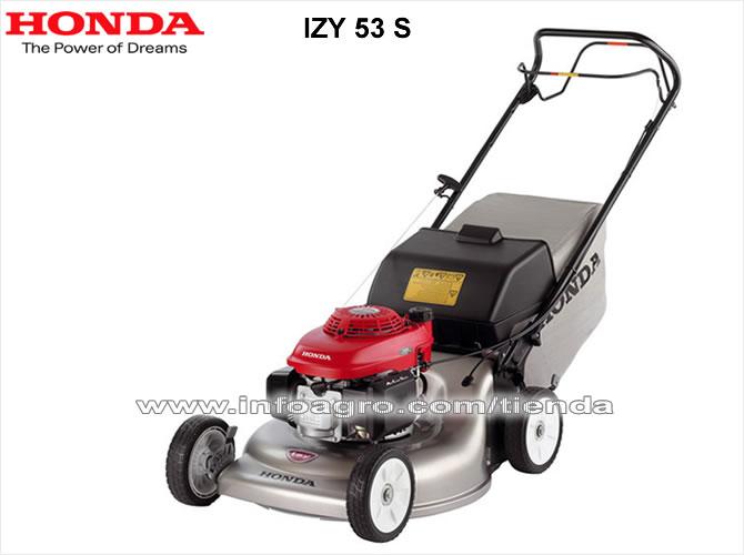 Cortac sped a motor honda para jard n izy 53 s tienda on - Cortacesped automatico precio ...