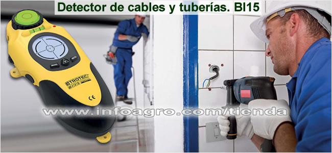 Detector de cables tuber as y maderas econ mico en - Detector cables pared ...