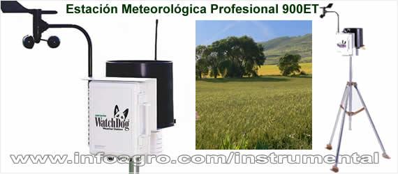 Estaci n meteorol gica profesional 900et tienda on line - Estacion meteorologica precio ...