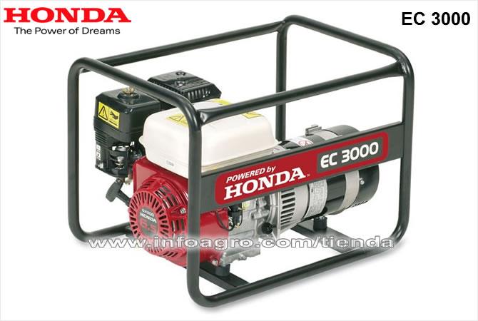 generador el ctrico econ mico monof sico honda ec 3000