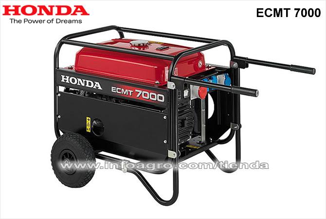 Generador el ctrico econ mico trif sico honda ecmt 7000 - Generador electrico precios ...